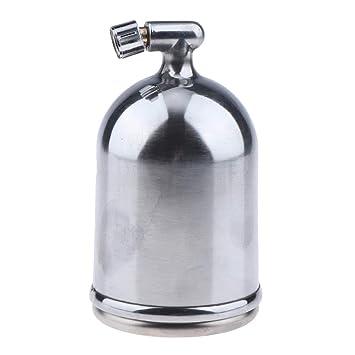 PETSOLA - Mini aerosol de aluminio para pintar botellas, herramientas y equipos de taller, compresores de aire de alta resistencia 400 ml: Amazon.es: ...