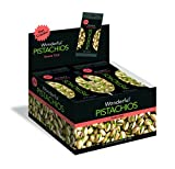 #2: Wonderful Pistachios, Sweet Chili Flavored, 4.5 Ounce Bag (Pack of 8)