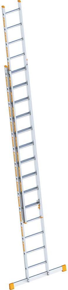 Stufen Schiebeleiter