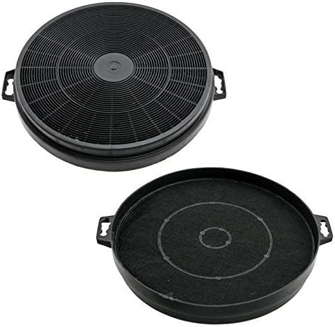 Carbon Charcoal Cooker Hood Filter for B/&Q Cata Cooke /& Lewis Designair 2 Pack