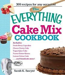 The Everything Cake Mix Cookbook (Everything®)