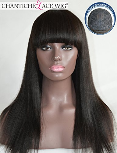 Chantiche%C2%AE Spinning Lace Replacement Wig