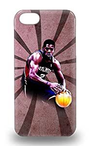 Durable 3D PC Soft Case For The Iphone 5/5s Eco Friendly Retail Packaging NBA Atlanta Hawks Joe Johnson #2 ( Custom Picture iPhone 6, iPhone 6 PLUS, iPhone 5, iPhone 5S, iPhone 5C, iPhone 4, iPhone 4S,Galaxy S6,Galaxy S5,Galaxy S4,Galaxy S3,Note 3,iPad Mini-Mini 2,iPad Air )