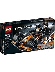 (5星)乐高LEGO Technic 42026 Black Champion 2014新款-酷黑电动方程式赛车,$19.00