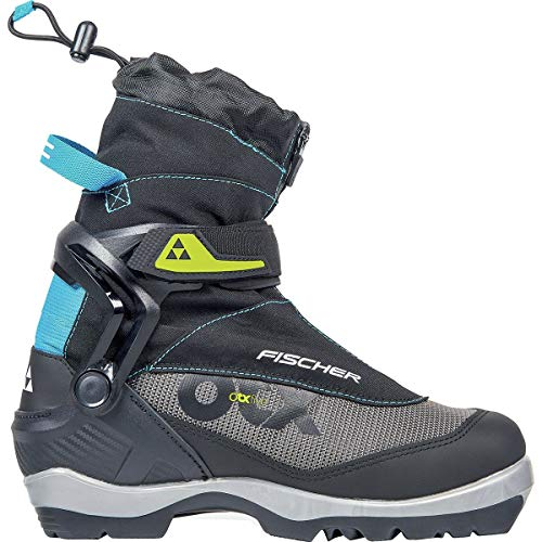 Fischer Offtrack 5 BC My Style Touring Boot - Women's Black/Silver/Blue, 38.0