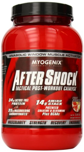 AFTERSHOCK Fruit Punch 2.64LB