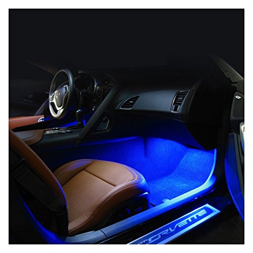 Led Footwell Lighting White in US - 5