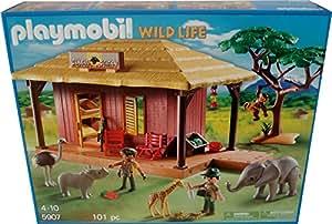 Playmobil - Refugio de animales