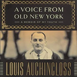 A Voice From Old New York Audiobook