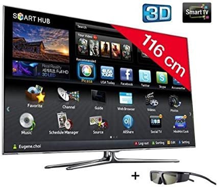 Samsung UE46D7000 LED TV - Televisor (116,84 cm (46