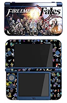 fire emblem fates game skin for the new nintendo 3ds xl console video games. Black Bedroom Furniture Sets. Home Design Ideas