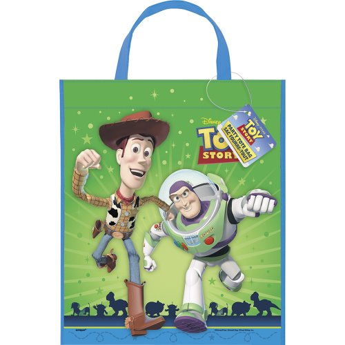 Toy Story Deluxe Favor Bag, 13 x 11