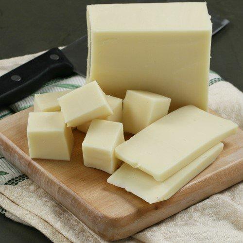 igourmet Part Skim Mozzarella by Zerto - Pound Cut - Part Skim (15.5 - Part Mozzarella Skim Cheese