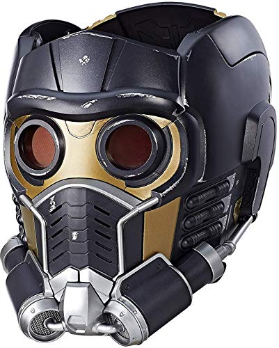 Guardians of the Galaxy Marvel Legends Series Star-Lord Electronic Helmet
