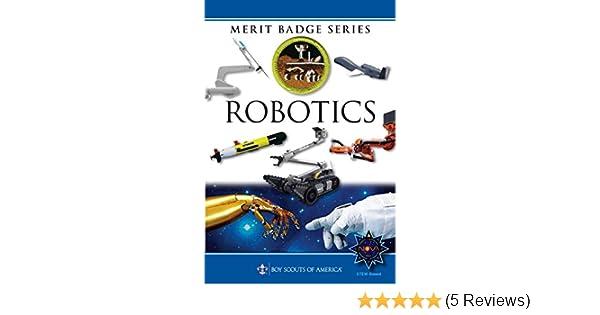 Amazon Com Robotics Merit Badge Series Ebook Boy Scouts Of