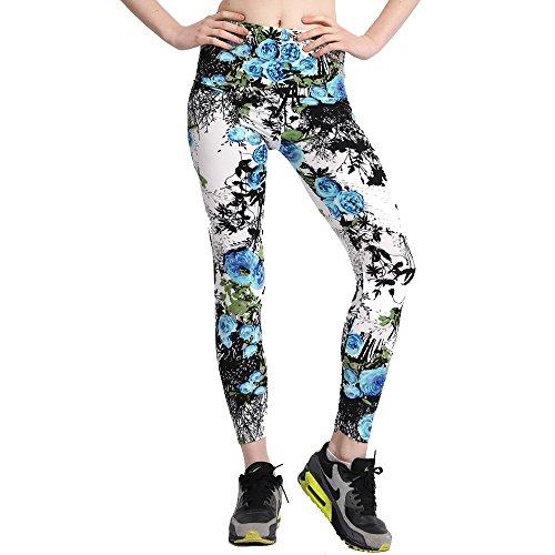 Pretty Floral Pants - 5