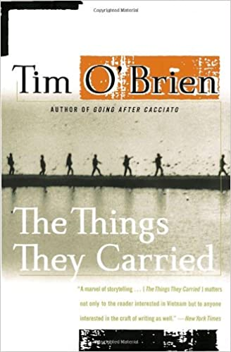 Amazon The Things They Carried 9780767902892 Tim Obrien Books