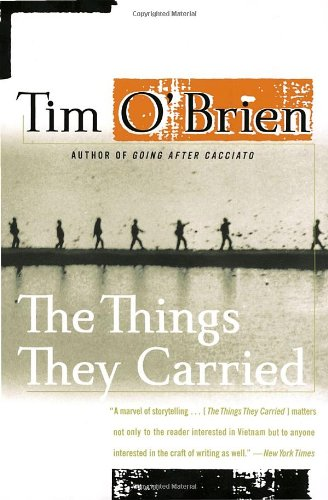 com the things they carried tim o brien  com the things they carried 9780767902892 tim o brien books