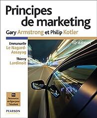 Principes de marketing par Philip Kotler