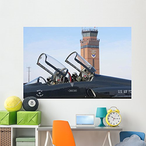 T-38 Talon Pilots Make Wall Mural by Wallmonkeys Peel for sale  Delivered anywhere in USA