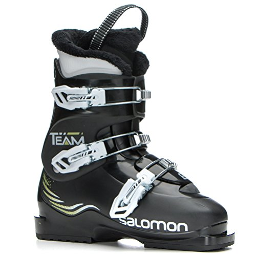 Salomon Team T3 Ski Boots Kids Sz 7.5 (25.5) ()