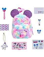 REAL LITTLES - Collectible Micro Disney Backpack with 6 Beauty Surprises Inside! - Styles May Vary