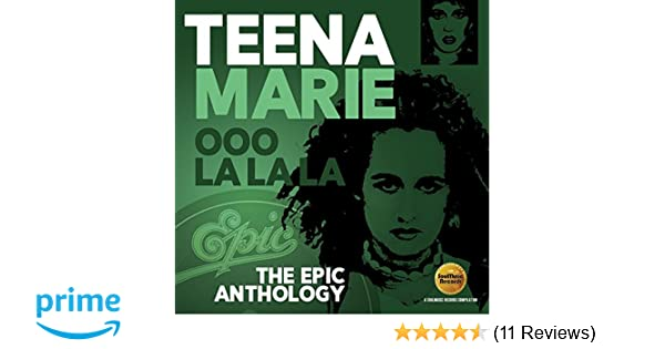 Image result for teena marie epic anthology