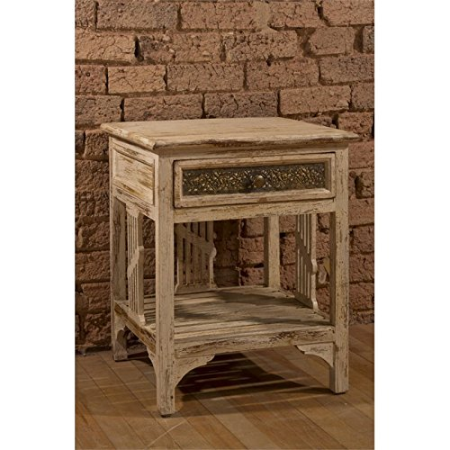 End Table with One Shelve