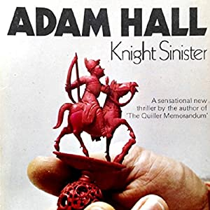 Knight Sinister Audiobook