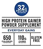 Muscle Milk Gainer Protein Powder, Vanilla