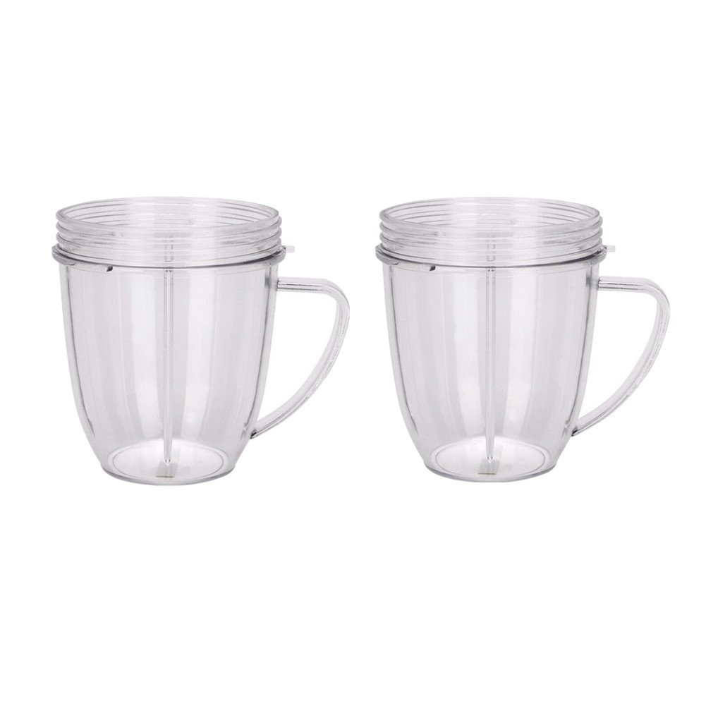 NutriBullet 18 OZ Handled Cup Replacement Parts by kkbaby K-13