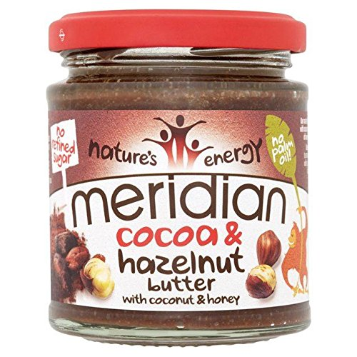 Meridian Cocoa & Hazelnut Butter - 170g (0.37lbs)