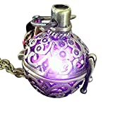 Search : Steampunk FIRE necklace - pendant charm locket jewelry-GREAT little GIFT