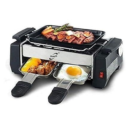 6671ccfe692 Buy BLAPOXE Compact   Portable Electric Smokeless Barbecue Grill ...