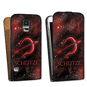 Diseño para Samsung Galaxy S5 DesignTasche black - Schütze