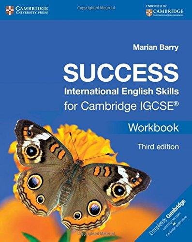 Download Success International English Skills for Cambridge IGCSE® Workbook (Cambridge International IGCSE) pdf epub