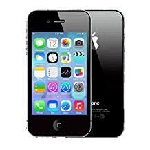 Apple iPhone 4 Telus 8GB - Black