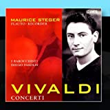 Maurice Steger: Vivaldi Concerti [Import anglais]