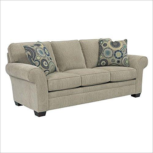 Broyhill Zachary Sofa, Off-White, Beige