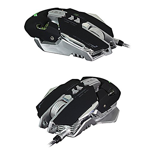ZERODATE Gaming Mouse,X300 Professional 3200DPI Optical