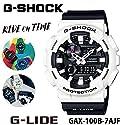 G-SHOCK G-LIDE GAX-100B-7AJFの商品画像