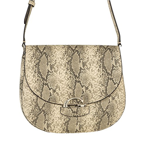 Guess - Bolso cruzados para mujer beige beige One Size
