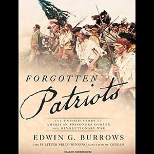 Forgotten Patriots Audiobook