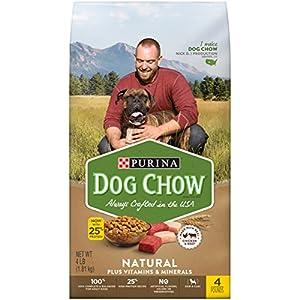 Purina Dog Chow Natural Plus Vitamins & Minerals Dog Food