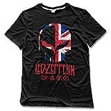 Men's Corvette Racing Zeppelin Logo T-Shirt 100% Cotton