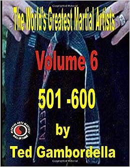 Amazon com: The World's Greatest Martial Artists   Volume 6