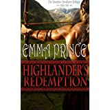 Highlander's Redemption: The Sinclair Brothers Trilogy, Book 2
