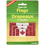 Coghlans 9549 Sew-On Flags, Canada