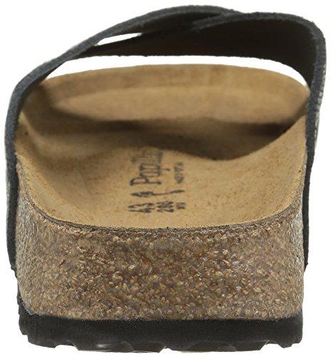 Papillio Daytona, Heels Sandals para Mujer Negro (Royal Python Black)