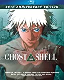 Ghost in the Shell: 25th Anniversary Edition [Blu-ray]